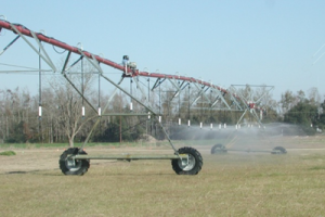 Variable-rate Irrigation